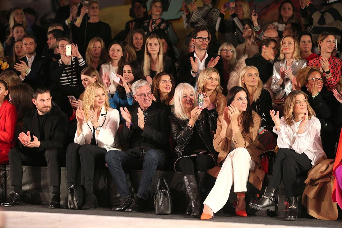 Marc Cain Fashion Show Berlin A/W 2018