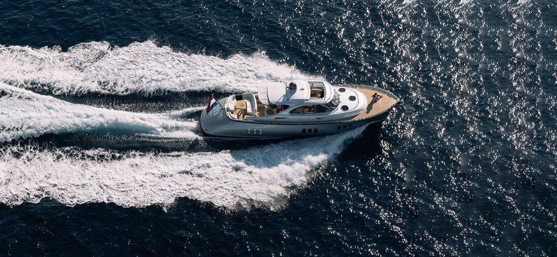 zeelander z55 yacht