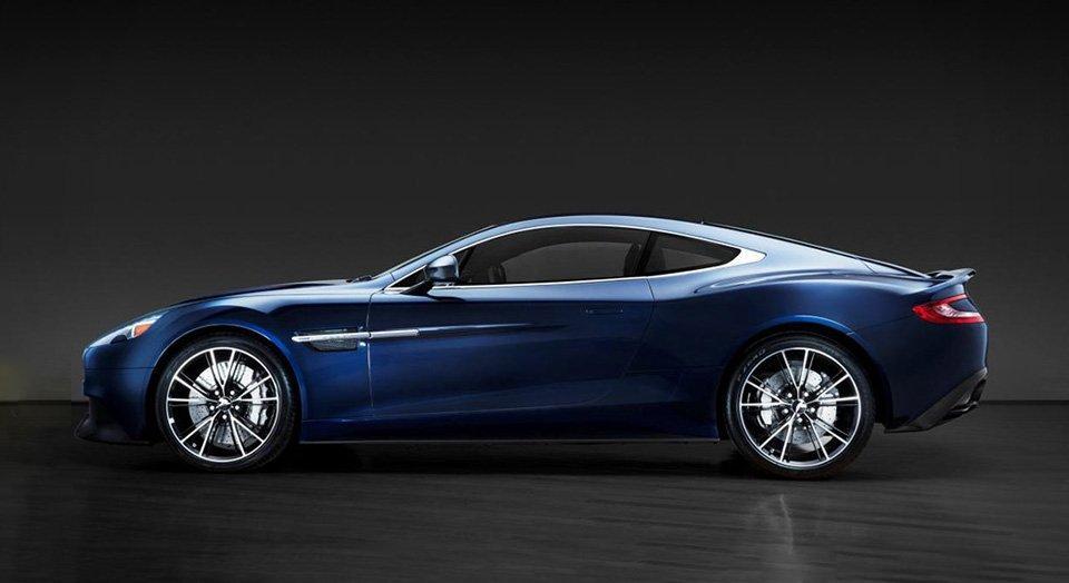 Daniel Craig's Aston Martin