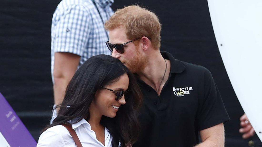 prince Harry & Meg