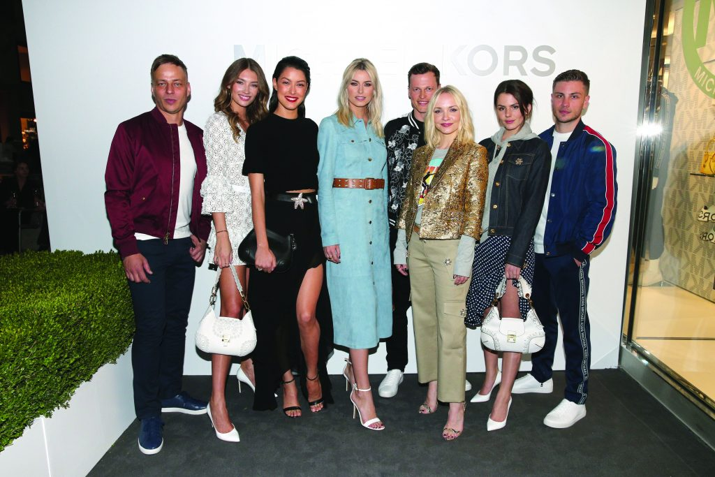 98f29598c3915 The Michael Kors Munich Store Reopening - Salon Prive Mag