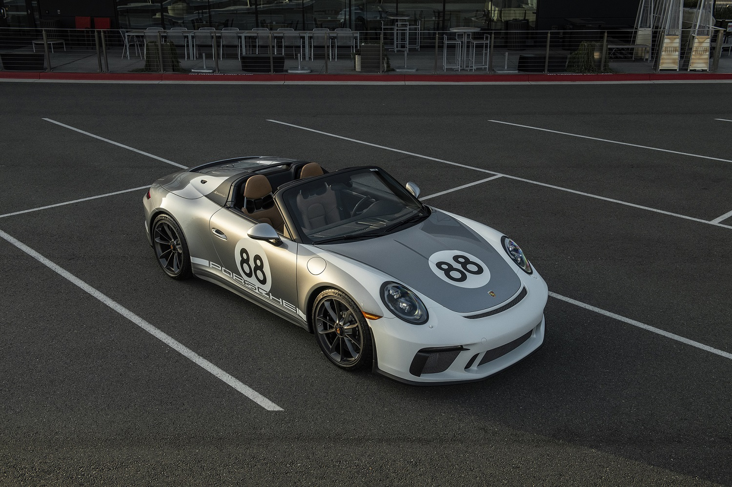 Porsche's $1 Million Benefit for United Way COVID-19 Relief
