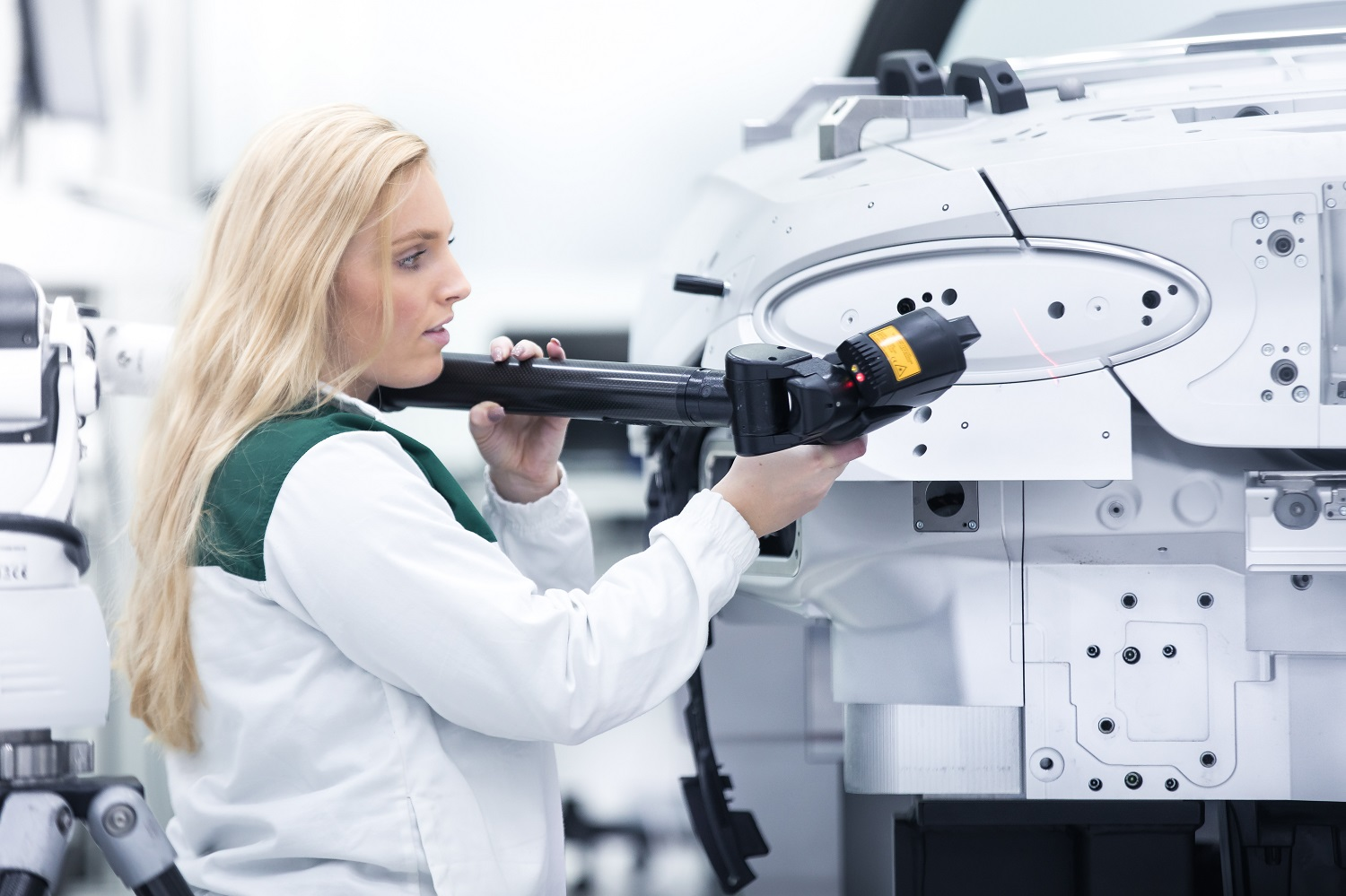 Bentley's In-House Metrology Team Under The Microscope