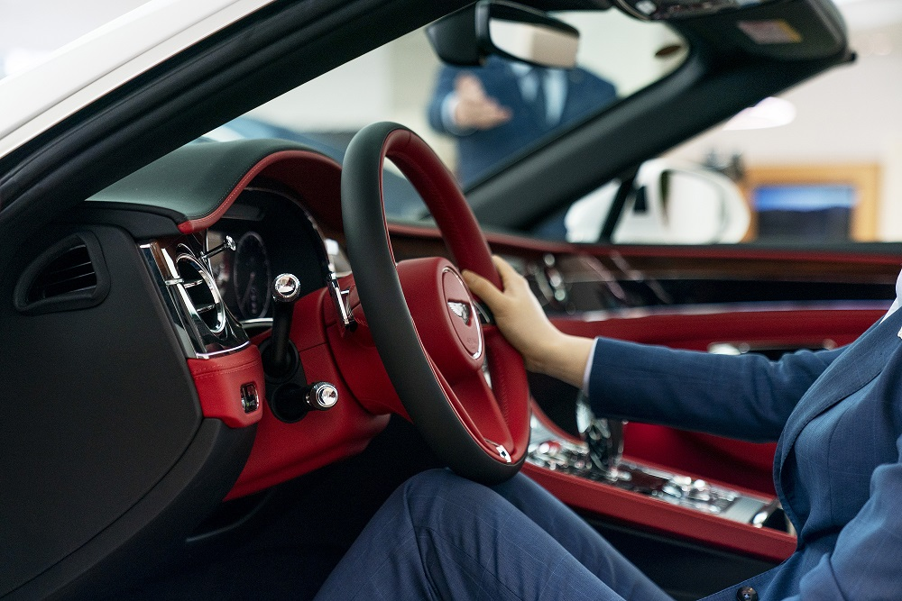 Bentley Confirms All Retailers In China Now Open
