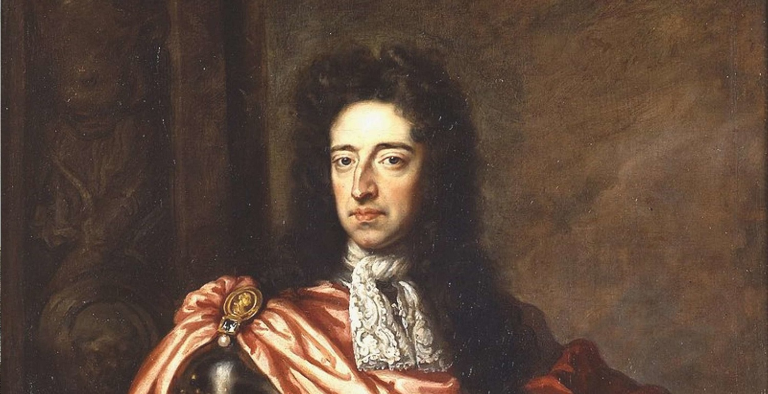 William III of England - King William of Orange
