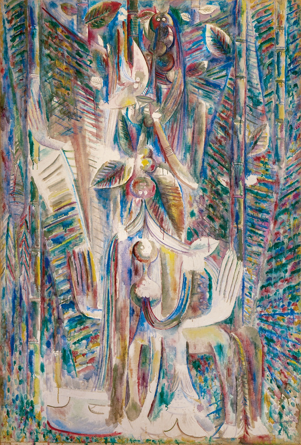 Wifredo Lam Masterpiece To Be Offered For Sale By Sotheby's