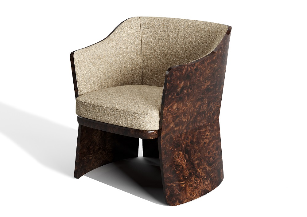 Bentley Home - The New Luxury Furniture Collection | Newent Armchair: €: 8.650, £: 7.440, $: 9.040