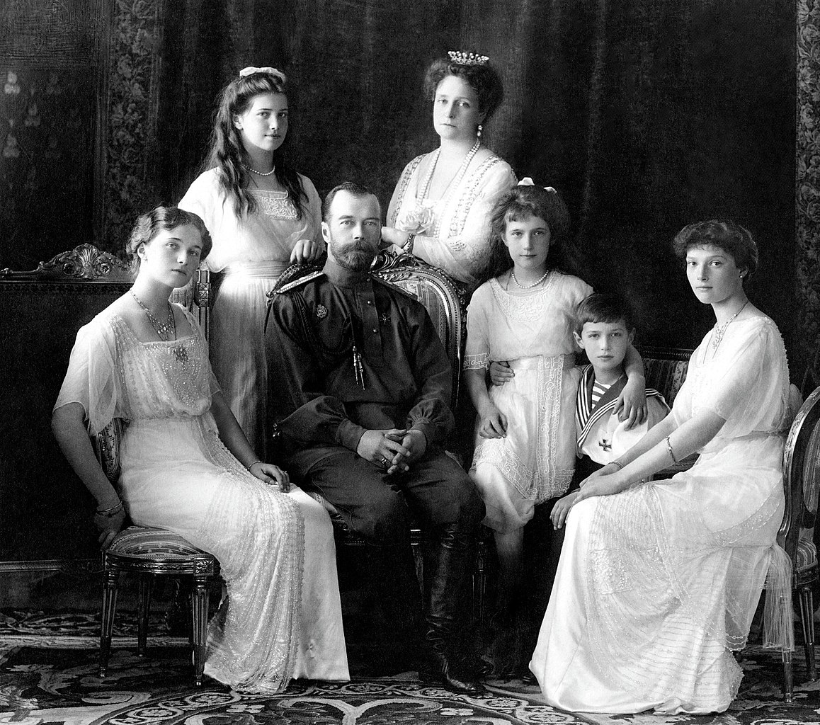 Grand Duchess Anastasia Nikolaevna of Russia | The Romanov Family