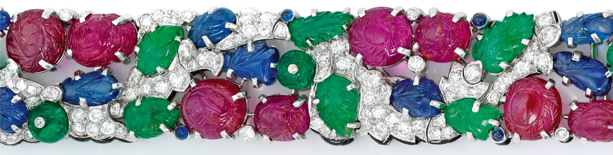 Art Deco Cartier Bracelet Sells For $1.34 Million At Sotheby's