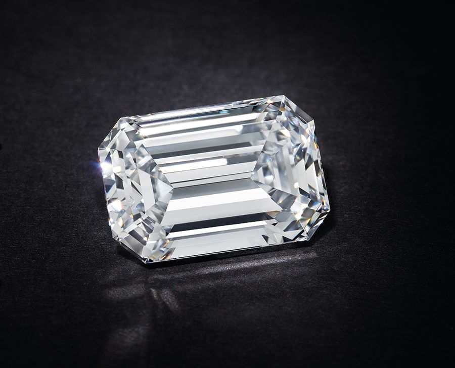 The Largest D Color Diamond Ever To Be Offered Online At $2 Million