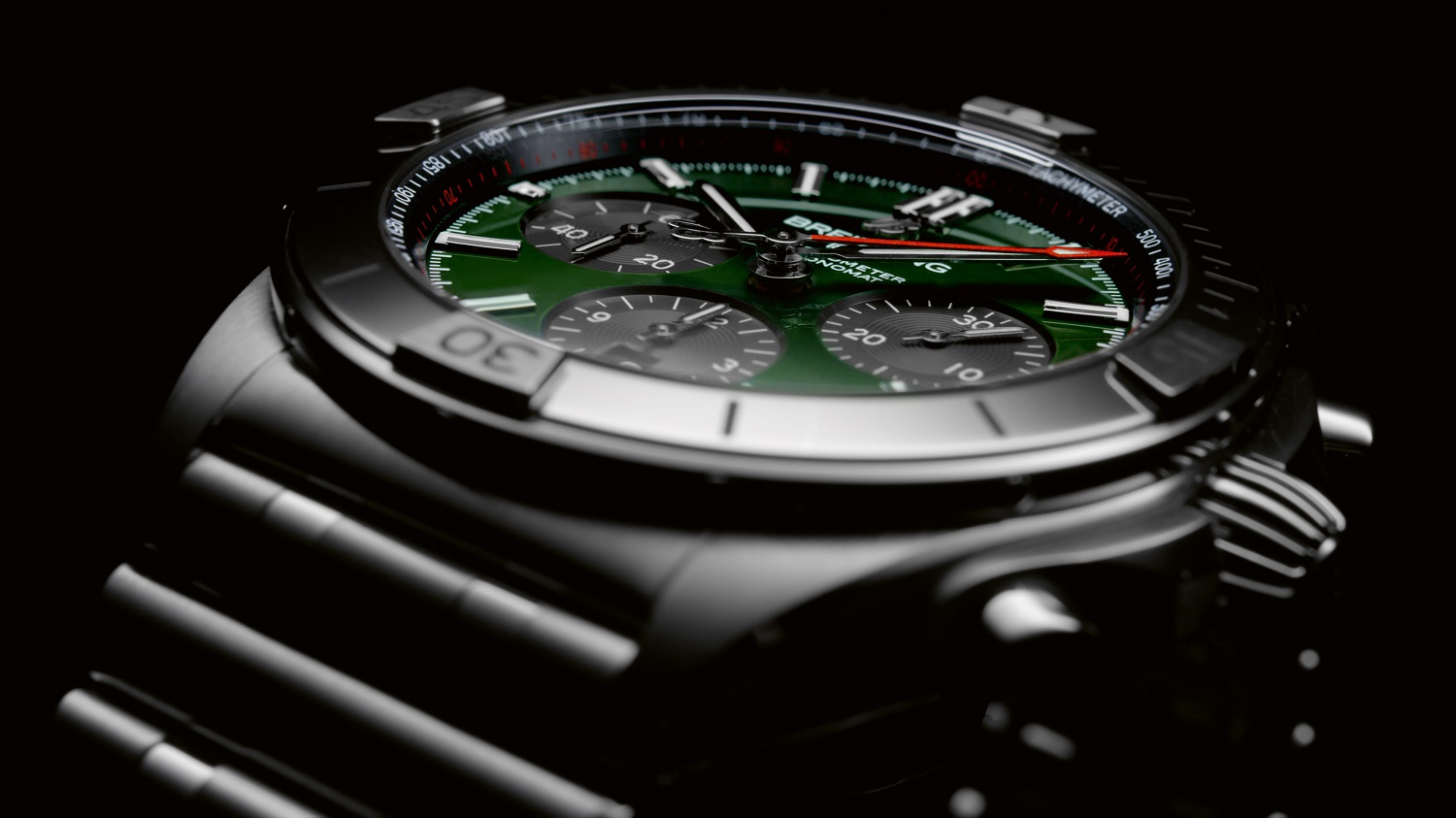 New Chronomat Bentley Watch Brings Modern Style To Retro Icon