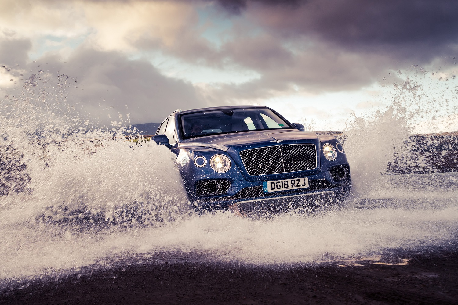 The Bentley Bentayga: 20,000 Pinnacle Luxury SUVs