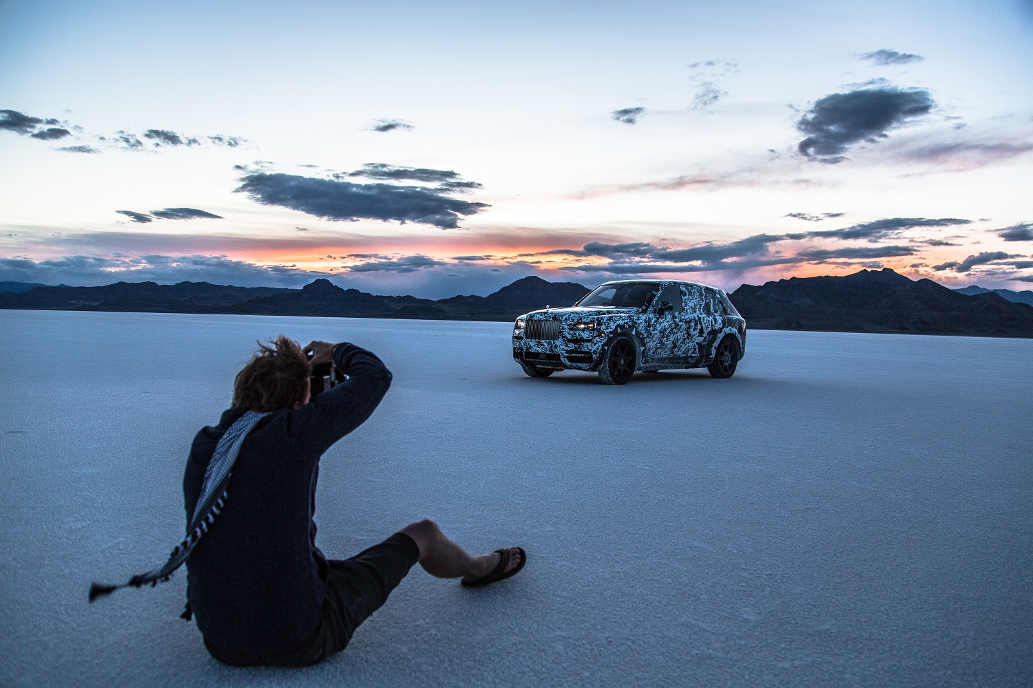 Rolls-Royce Presents 'Inspiring Greatness' Film With Cory Richards