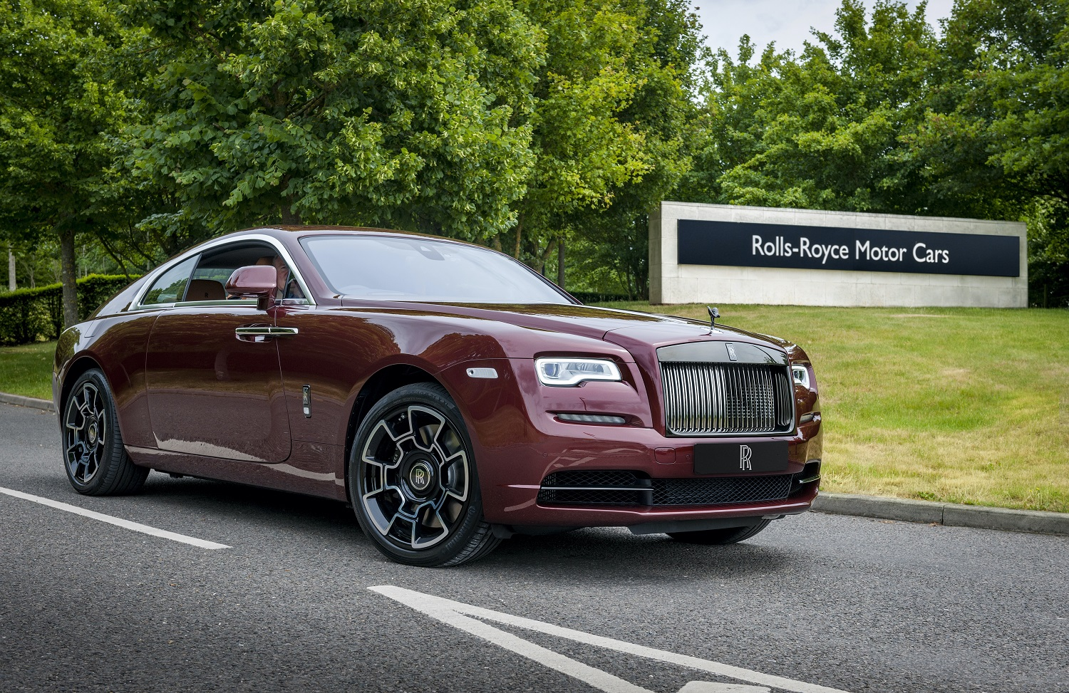 Client Handover Ceremonies Resume At Reopened Home Of Rolls-Royce