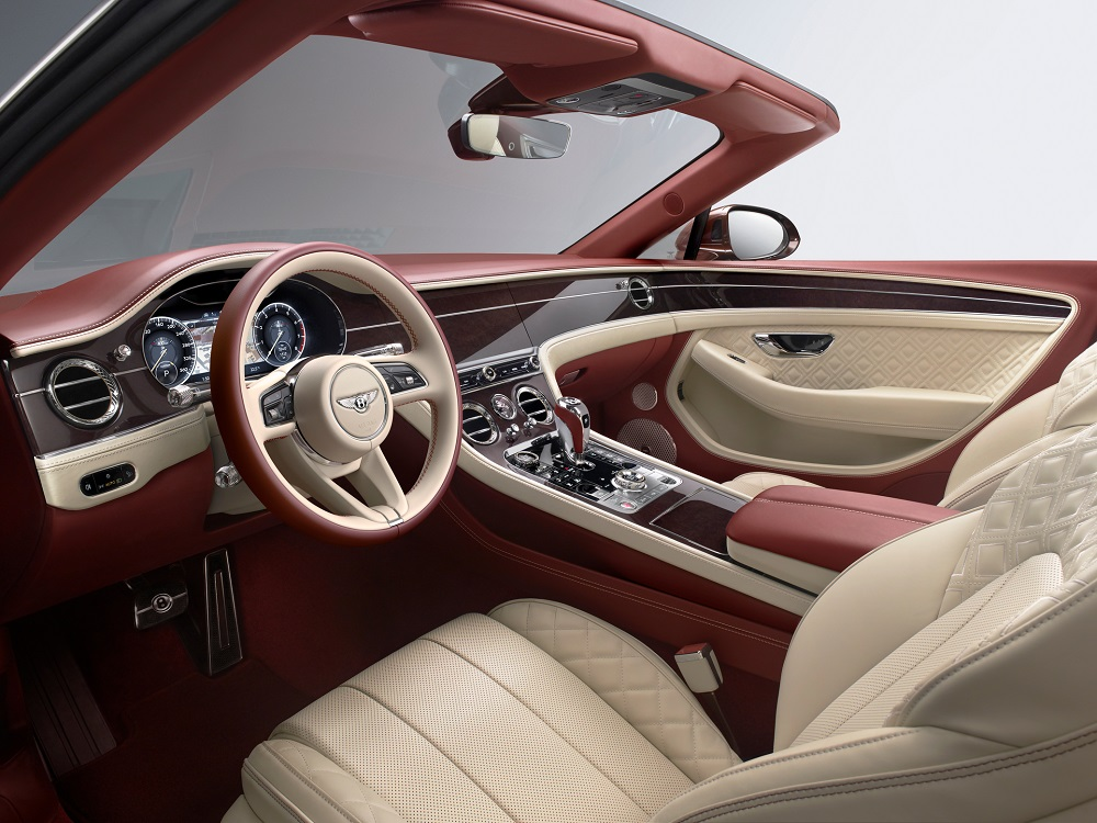 Continental GT Family Gets New Colours And Features For The Summer
