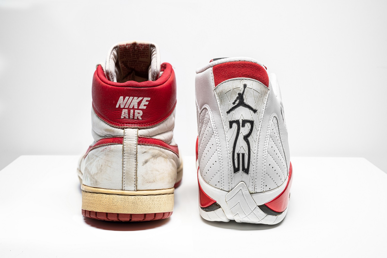 Greatest Michael Jordan Footwear Memorabilia Collection For Sale