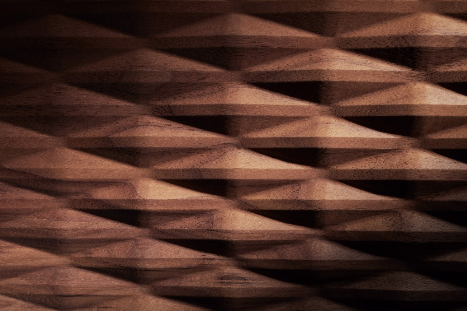 World-First 3-D Wood Panels In The New Bentley Flying Spur