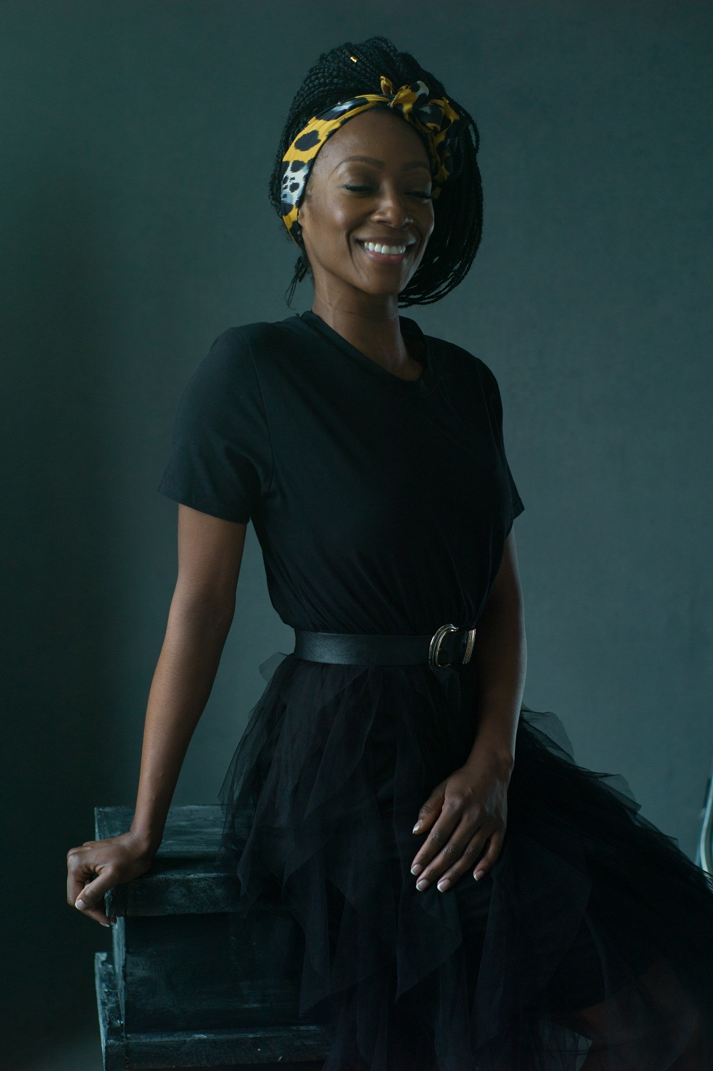 Up Close & Personal With Victoria Ekanoye