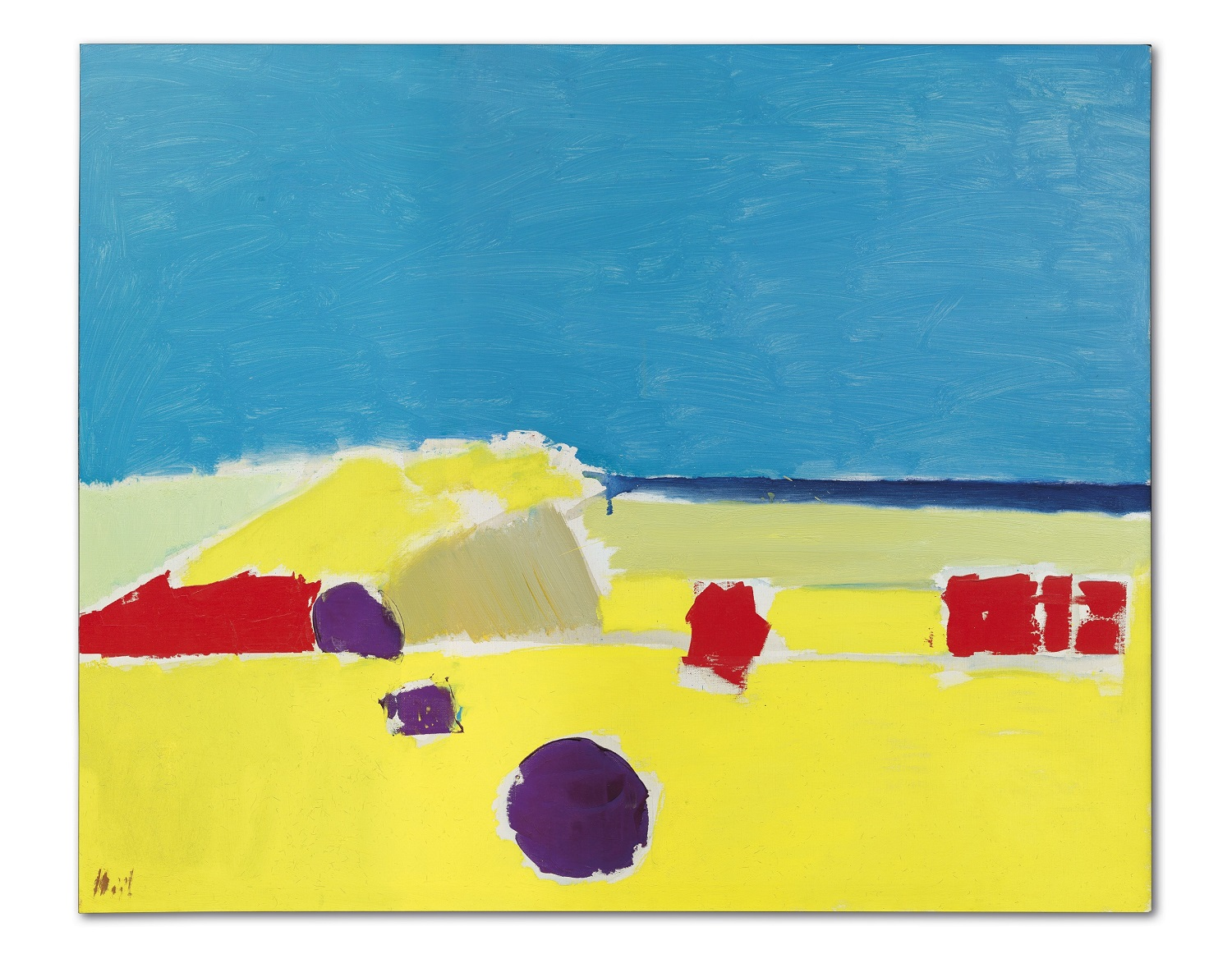 Nicolas de Staël's Place à Agrigente To Sell For ‎€5.5 Million