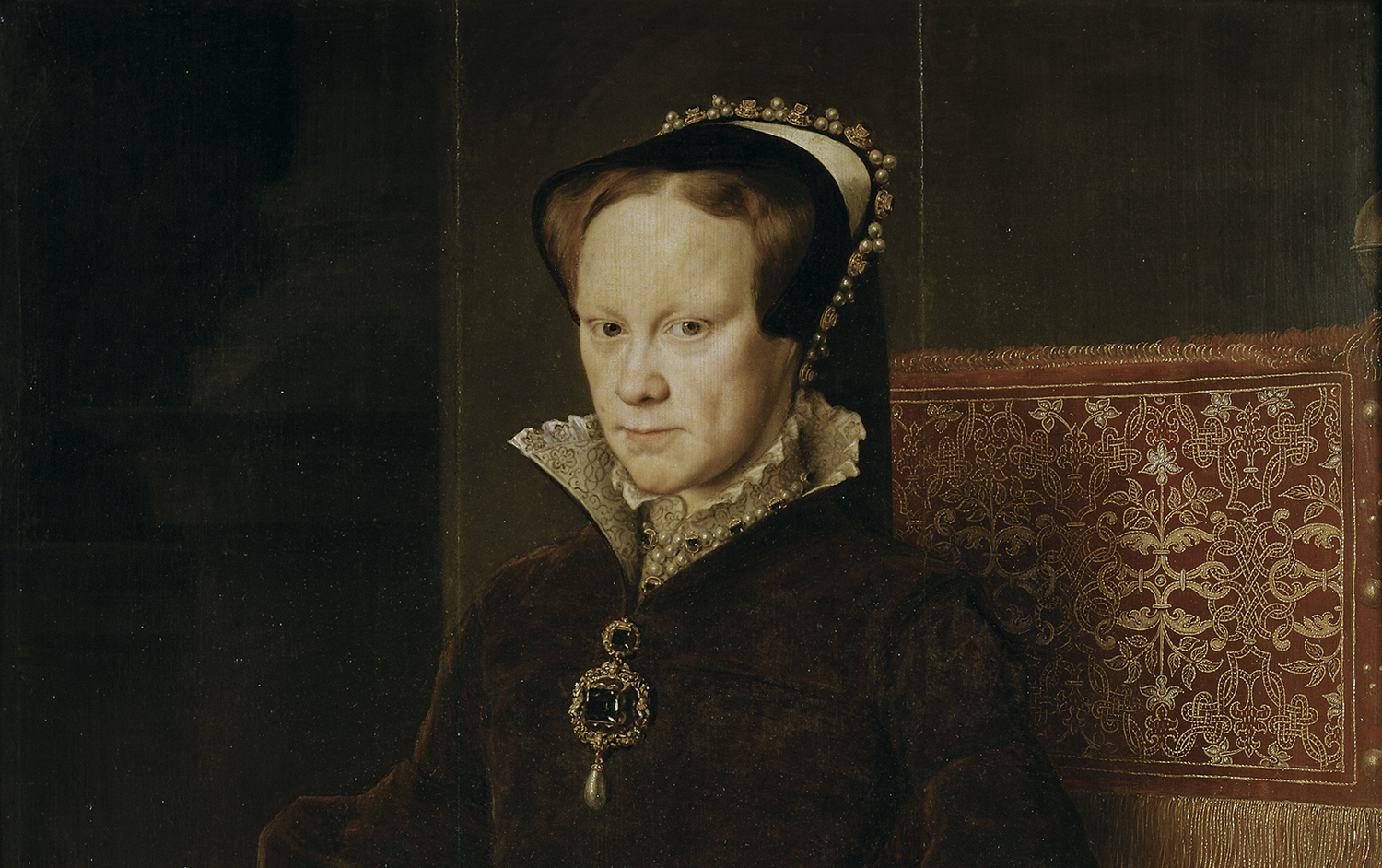 Just Who Was Mary I of England?