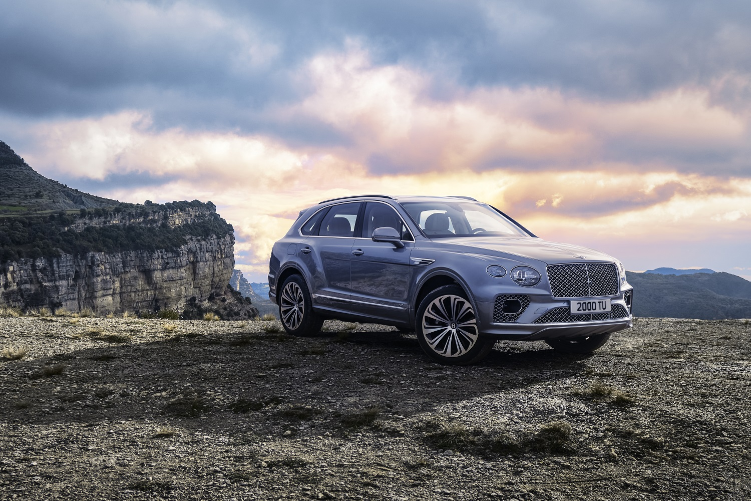 The New Bentley Bentayga - The Definitive Luxury SUV