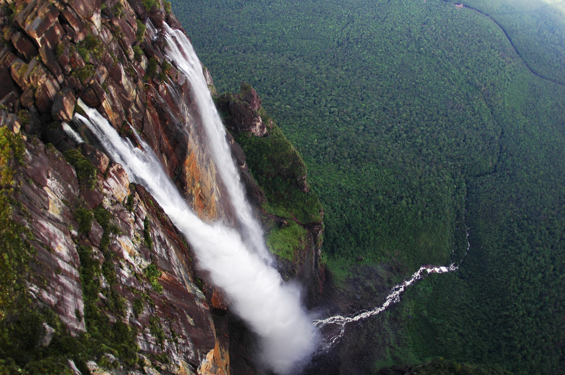 Interesting Facts About The Largest Waterfall In The World