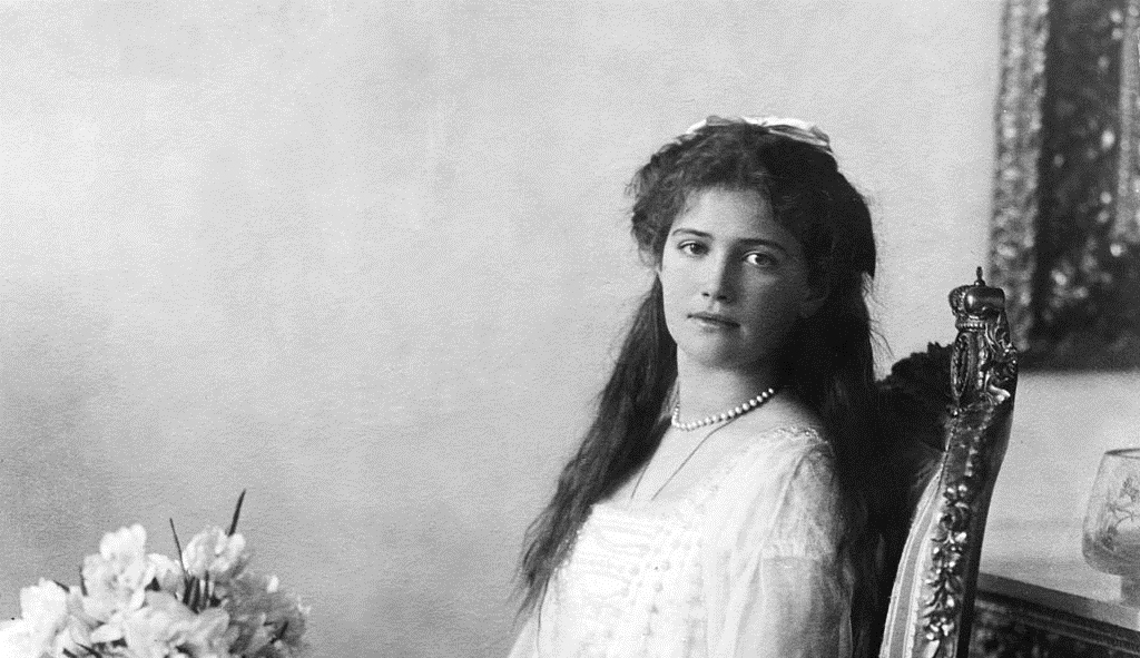 The Tragic Life Of Grand Duchess Maria Nikolaevna of Russia