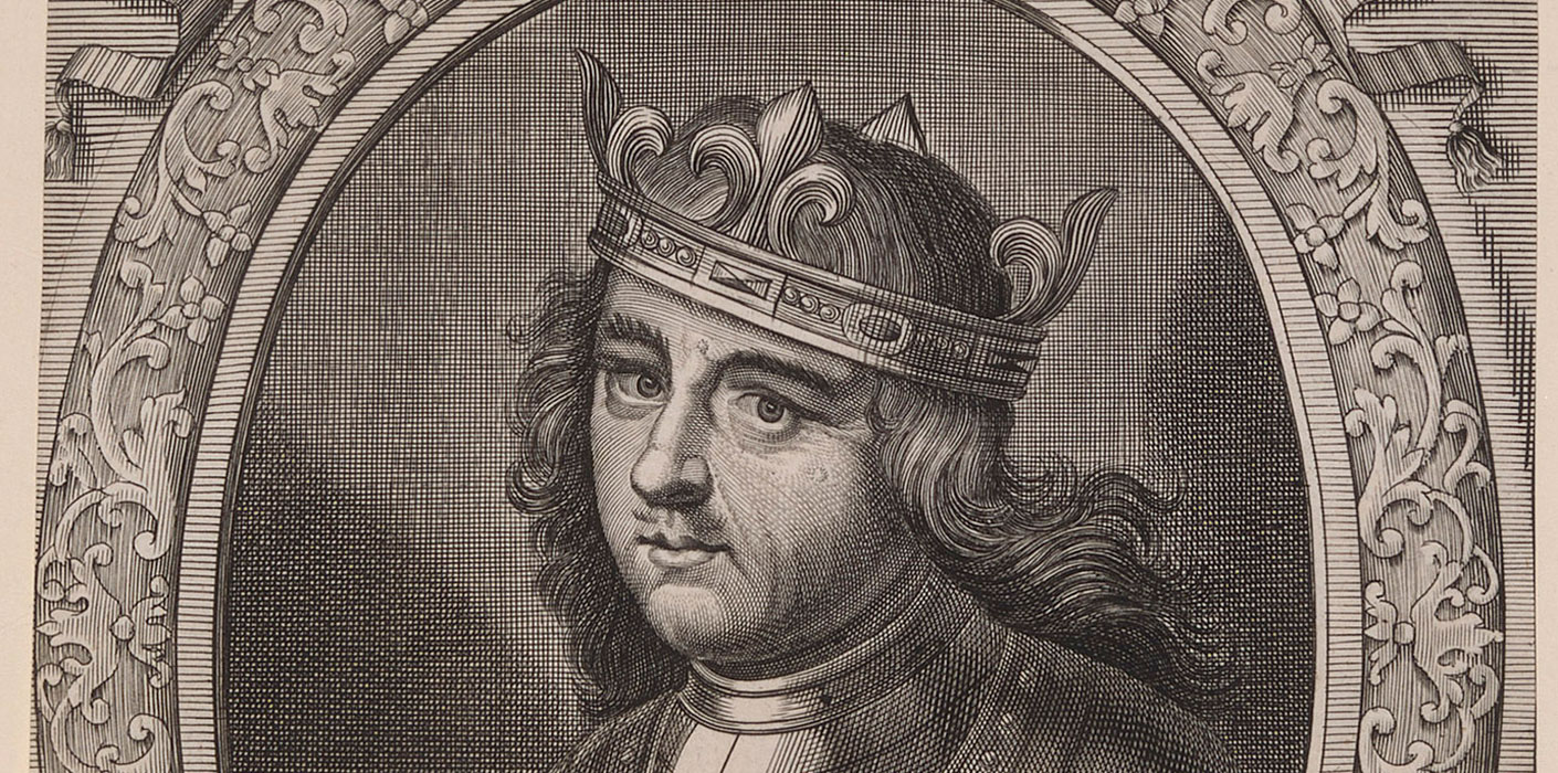 Richard I of England - Richard the Lionheart | Copyright: Royal Collection Trust