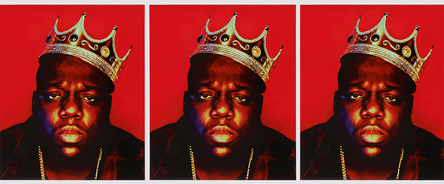 Notorious B.I.G.'s King of New York Crown & Tupac Shakur Love Letters Auction