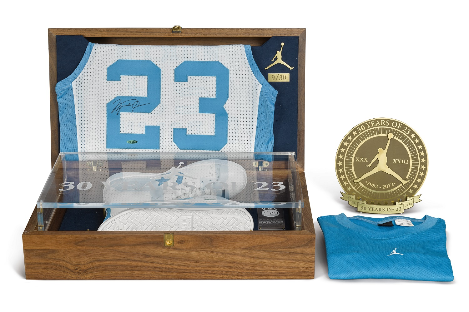 Sotheby's To Offer Rare Michael Jordan Memorabilia