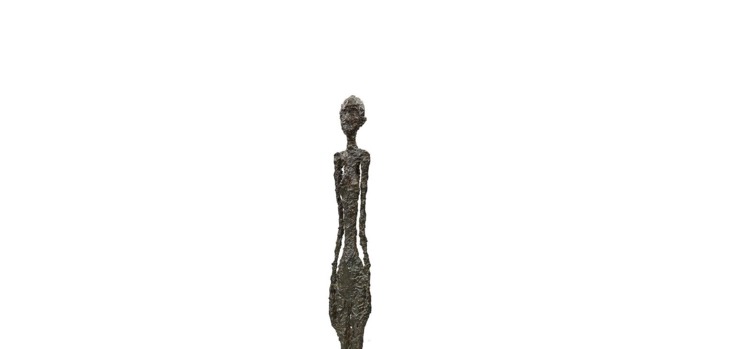 Alberto Giacometti's Grande Femme I To Sell For $90 Million