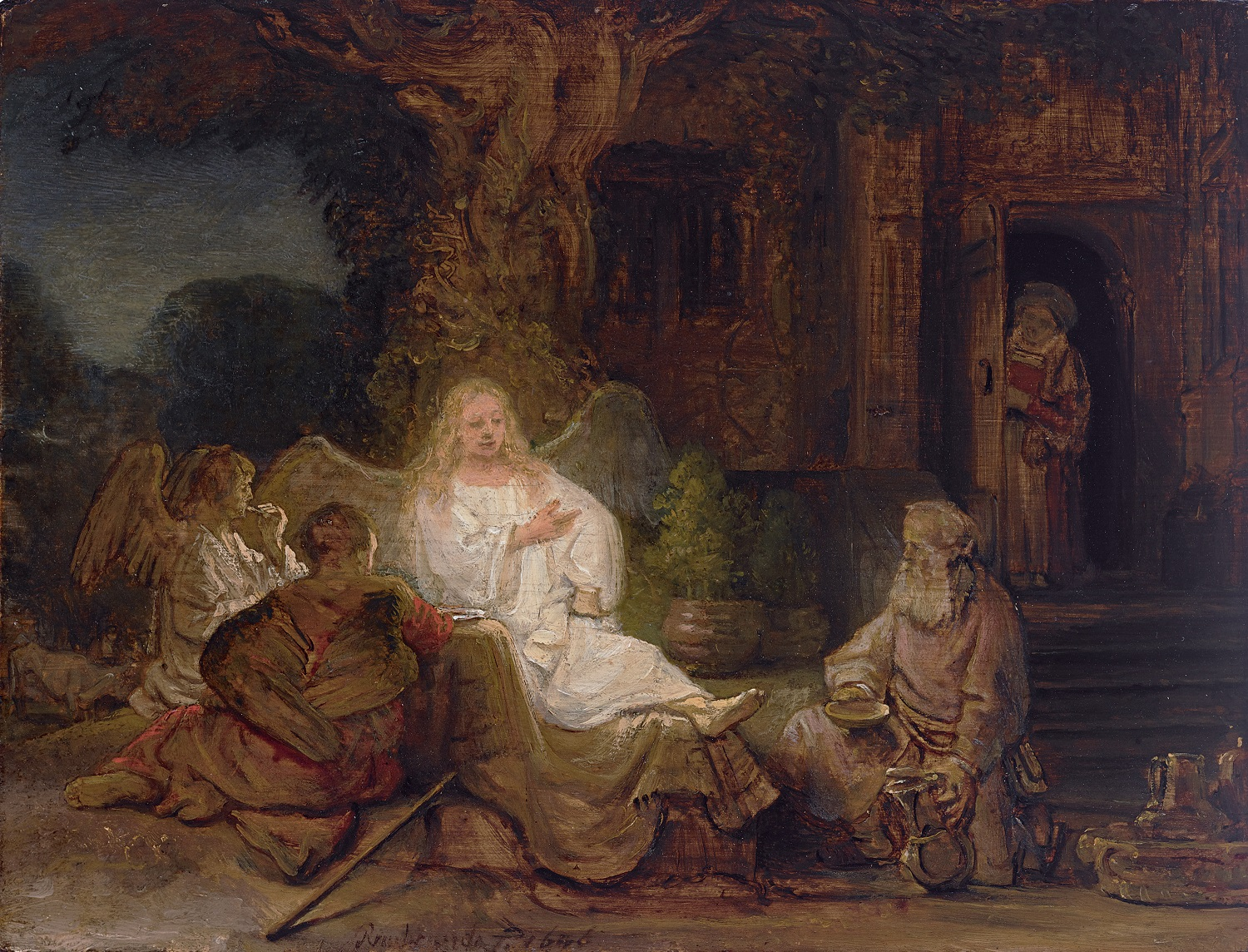 Sotheby's To Offer Rare Rembrandt Biblical Scene For $30 Million