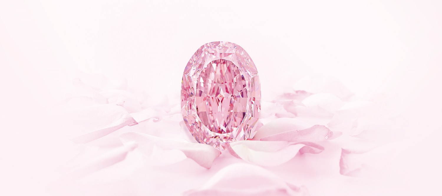 Ultra-Rare Russian Pink Diamond Sells For $26.6m At Sotheby's