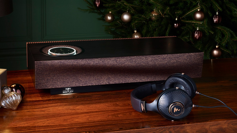 Bentley Collection Gifts To Delight Friends And Loved Ones Of All Ages | Naim and Focal for Bentley