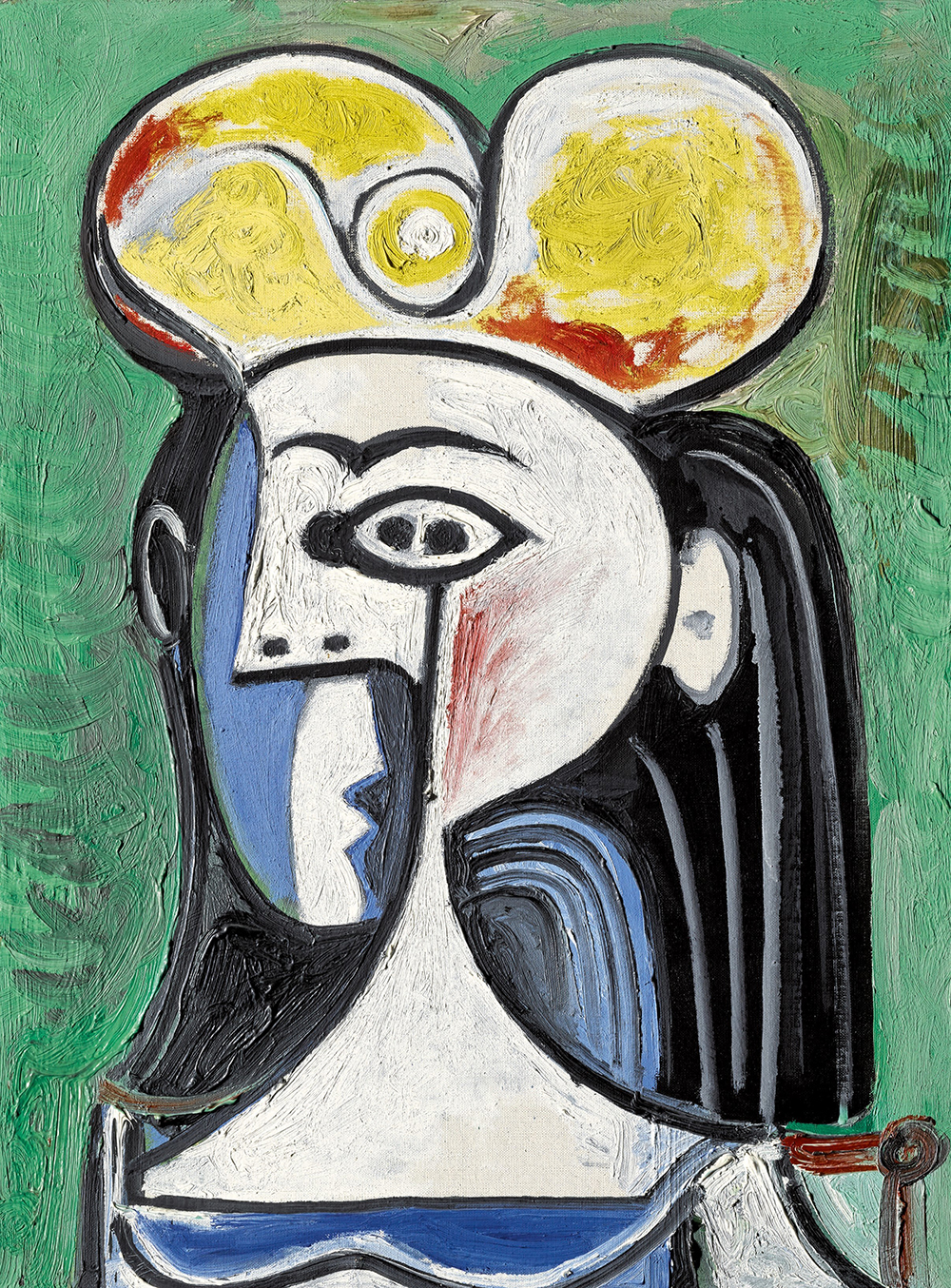 Picasso's Buste De Femme Assise To Sell For $12 Million