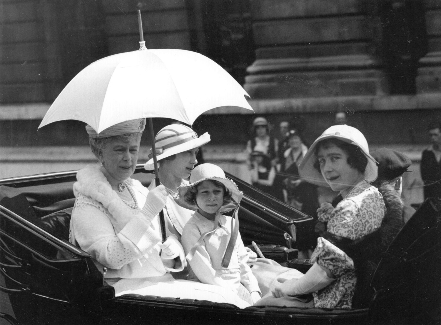 Who Was Mary, Princess Royal And Countess Of Harewood?