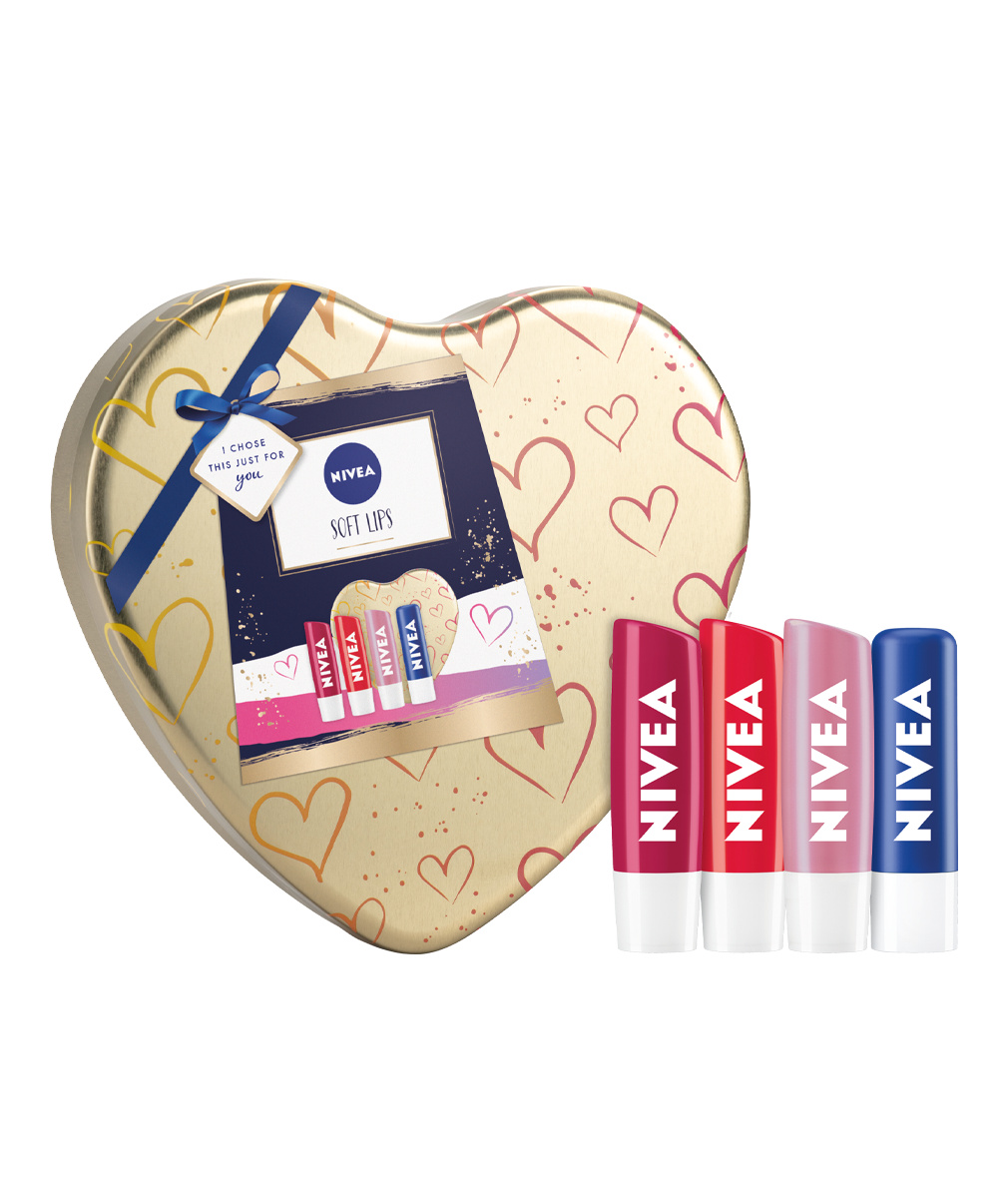 Our Ultimate Last Minute Christmas Gift Guide | Nivea Soft Lips stocking filler, £7.00