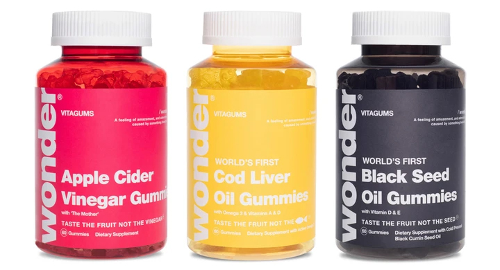 Our Ultimate Last Minute Christmas Gift Guide | Wonder Gummies Cod Liver Oil, £14.99