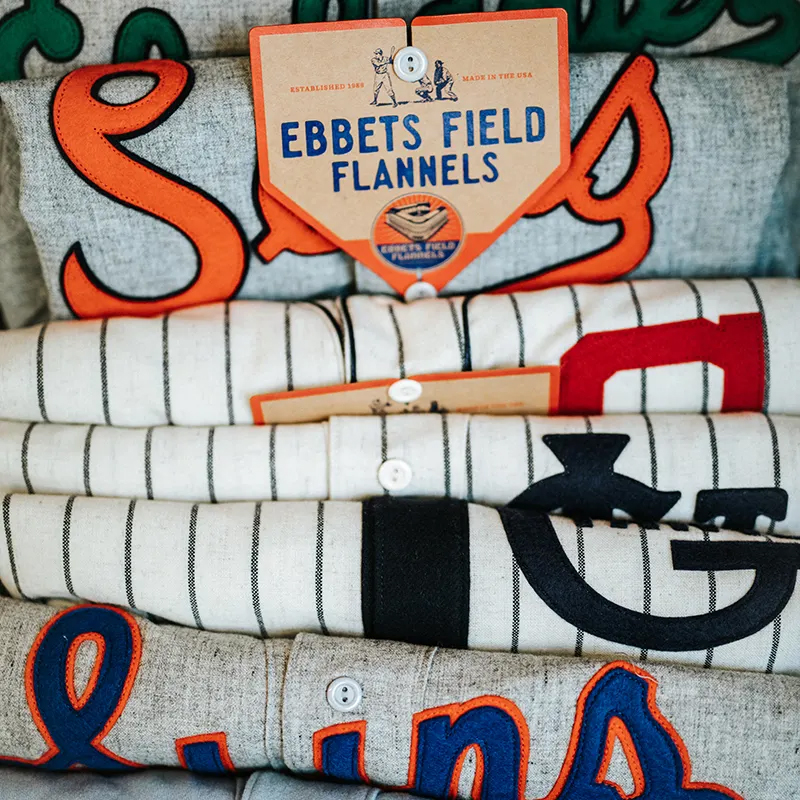 The Most Celebrated Clothiers in the States: Why They've Been Successful | Ebbets Field Flannels