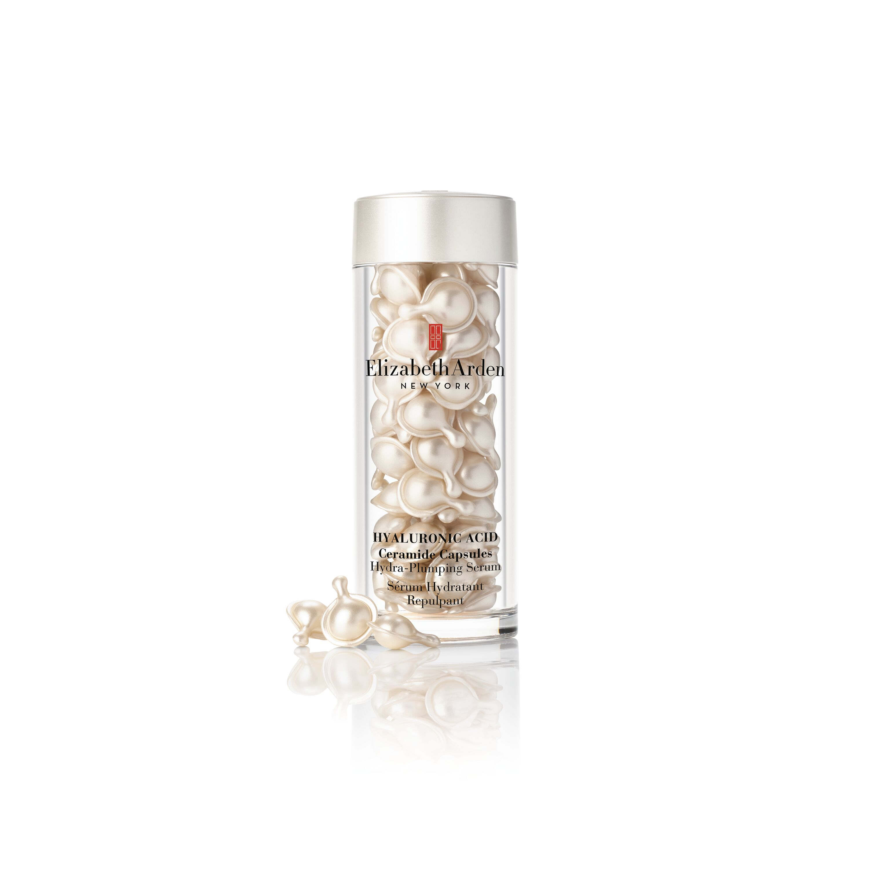 Our Ultimate Last Minute Christmas GiftElizabeth Arden Hyaluronic Acid Capsules for 60, £75.00. Guide |