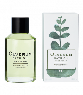 Our Ultimate Last Minute Christmas Gift Guide | Olverum Bath Oil, £65, (enough for 50 baths)