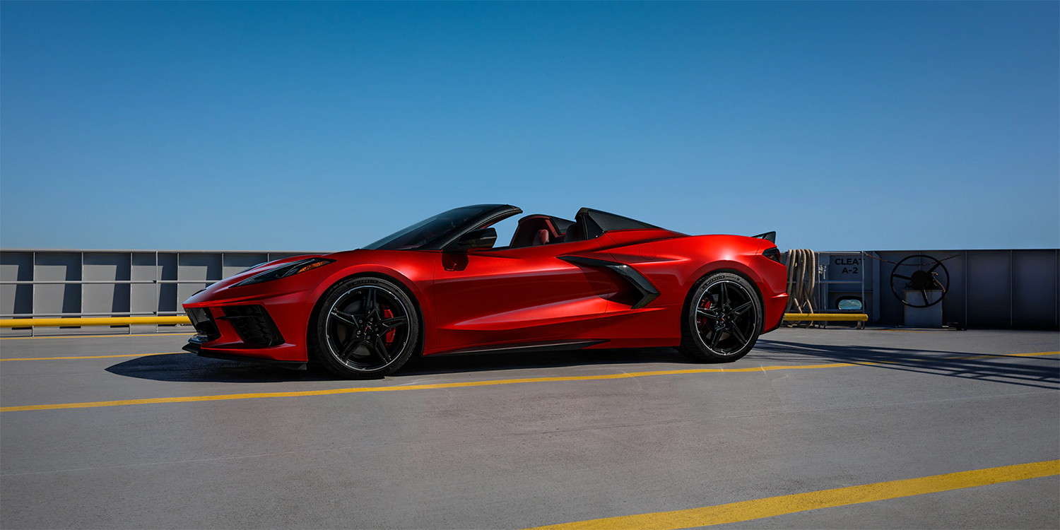 Corvette Takes An Interesting Turn On The Road To Sustainability