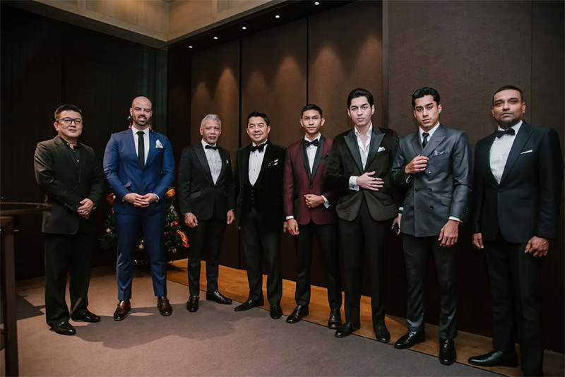 Kuala Lumpur's Black-Tie STYLO x GC'Wonder Woman 1984' Movie Screening