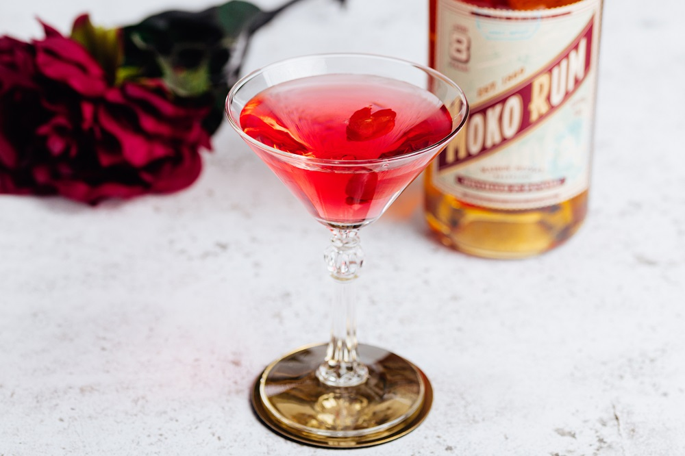 Our Ultimate Valentine's Day Cocktail Recipes | Love Me or Leave Me Gin-Based Cocktail