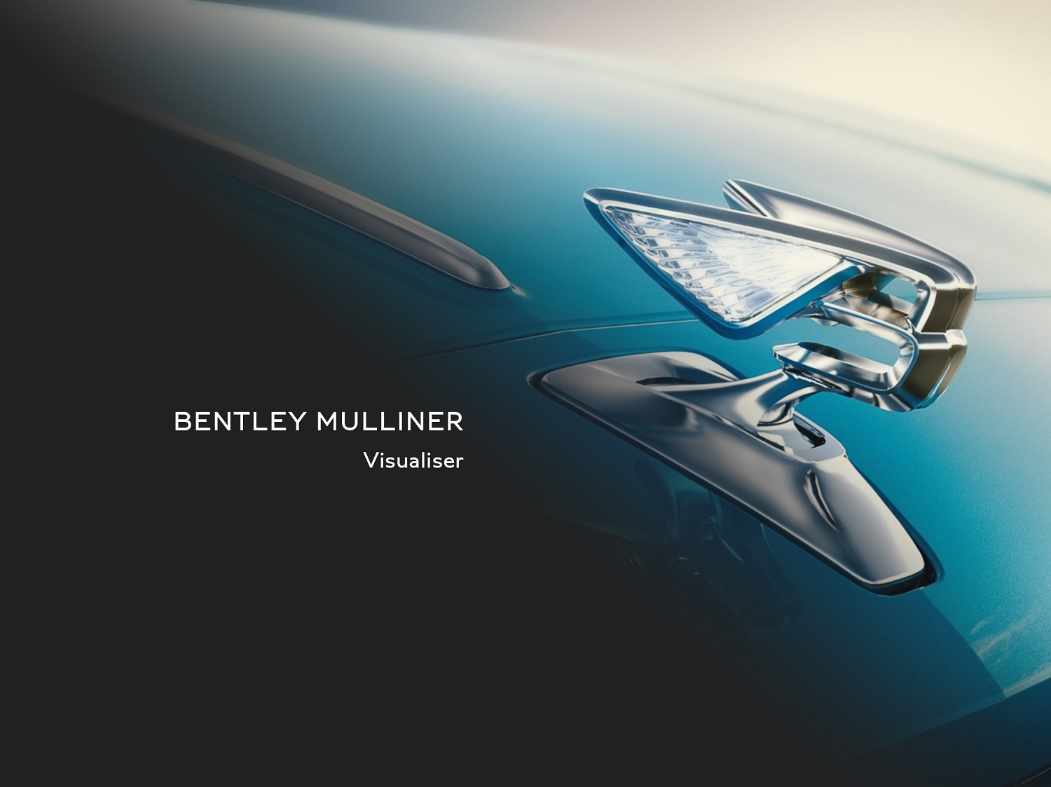 Virtual Bespoke Configuration: The New Mulliner Visualiser
