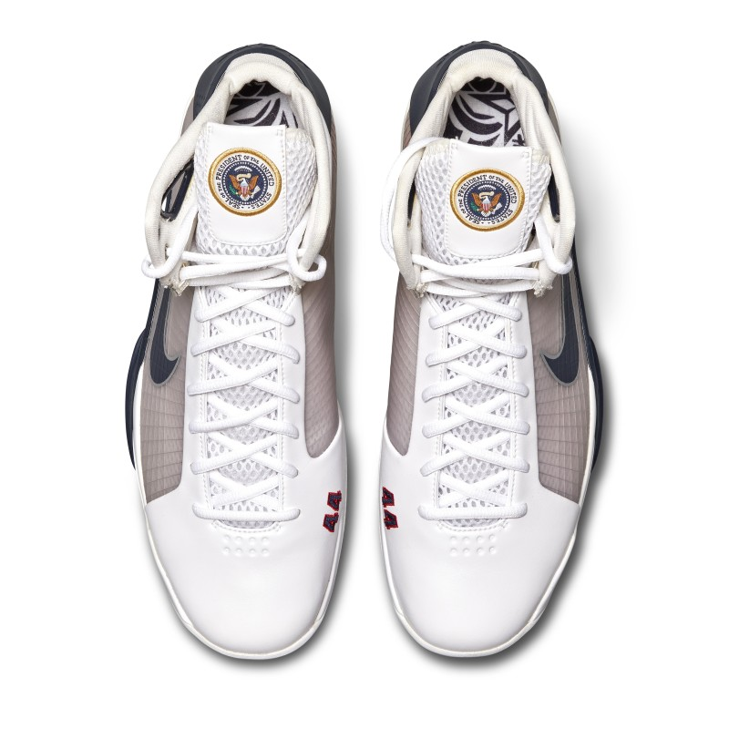 Sotheby's To Offer President Barack Obama Player Exclusive Nike Hypderdunk