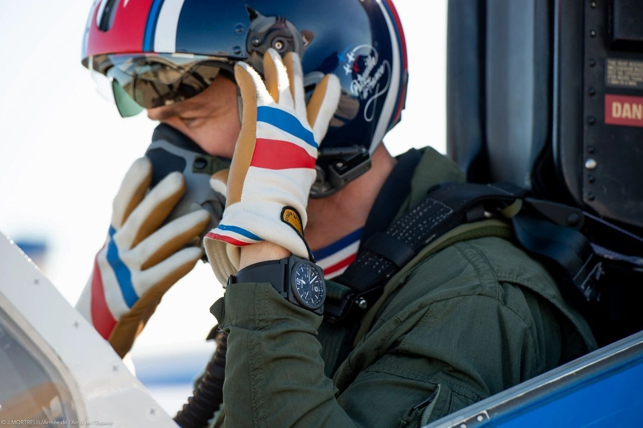 Bell & Ross Becomes The New Partner Of The Patrouille De France