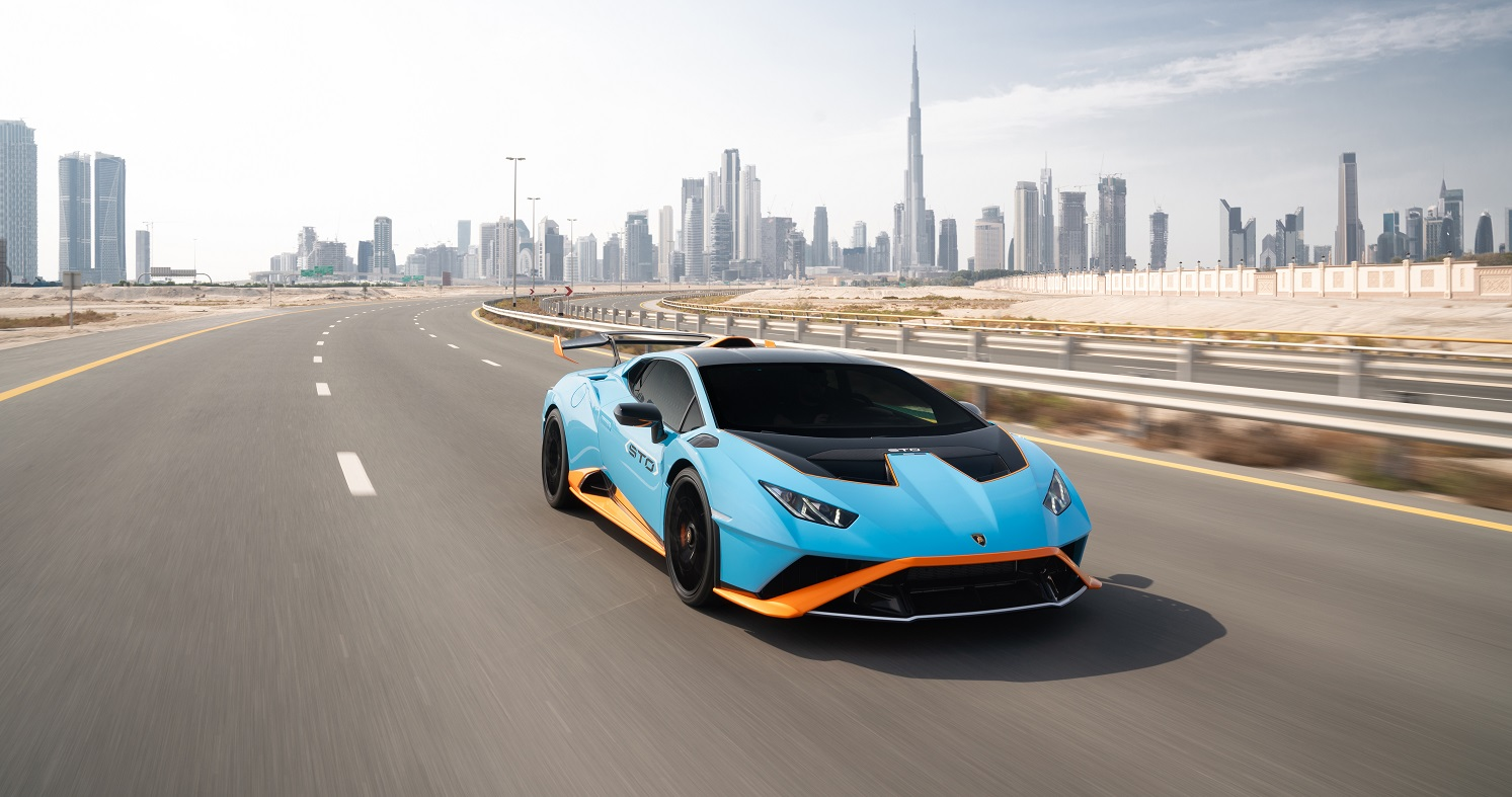 #Focu5on: Five Surprising Facts About The New Lamborghini Huracán STO