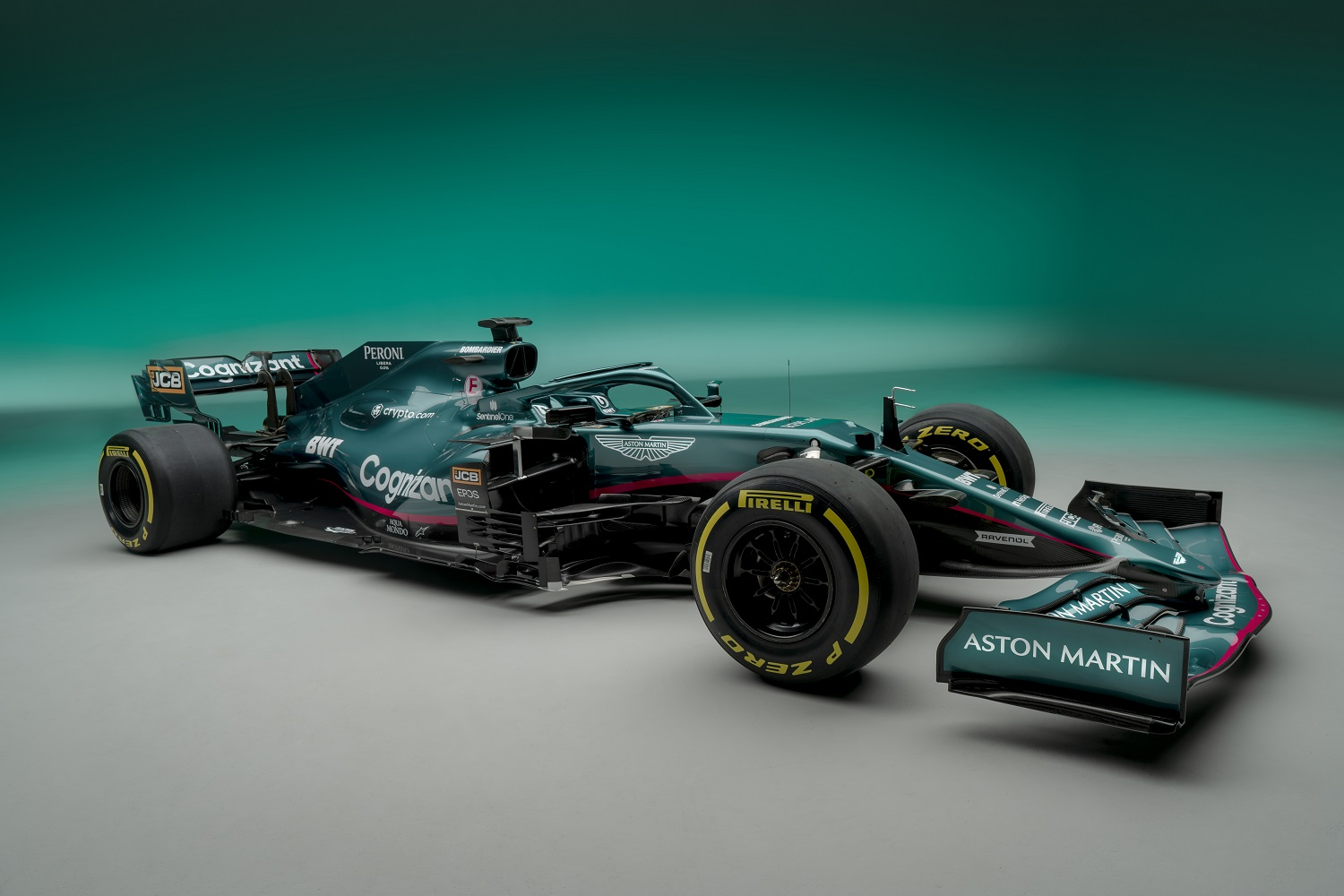 Aston Martin Begins Important New Era With Return To Formula One™