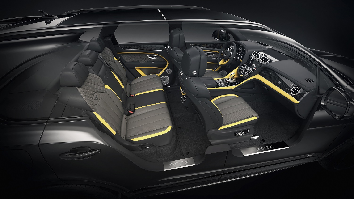 Bespoke Bentaygas - New Options Via Mulliner Personal Commissioning Guide